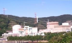 日本原子力発電敦賀原発1、2号機(左から)
