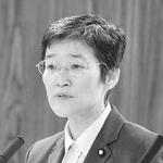 (写真)質問する倉林明子議員=3月26日、参院経産委