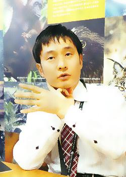 WWF(世界自然保護基金)ジャパン 山岸尚之さん