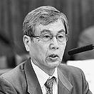 (写真)意見陳述する和田武氏=5月19日、参院経産委