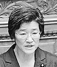 (写真)質問する倉林明子議員=5月18日、参院本会議