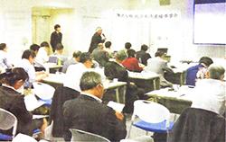福島県漁業の今後を話し合ったシンポジウム=9月23日、福島市